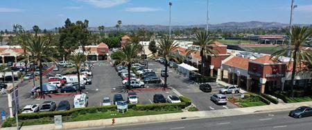 Saddleback plaza - Orange