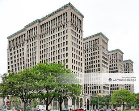 Cadillac Place - Detroit