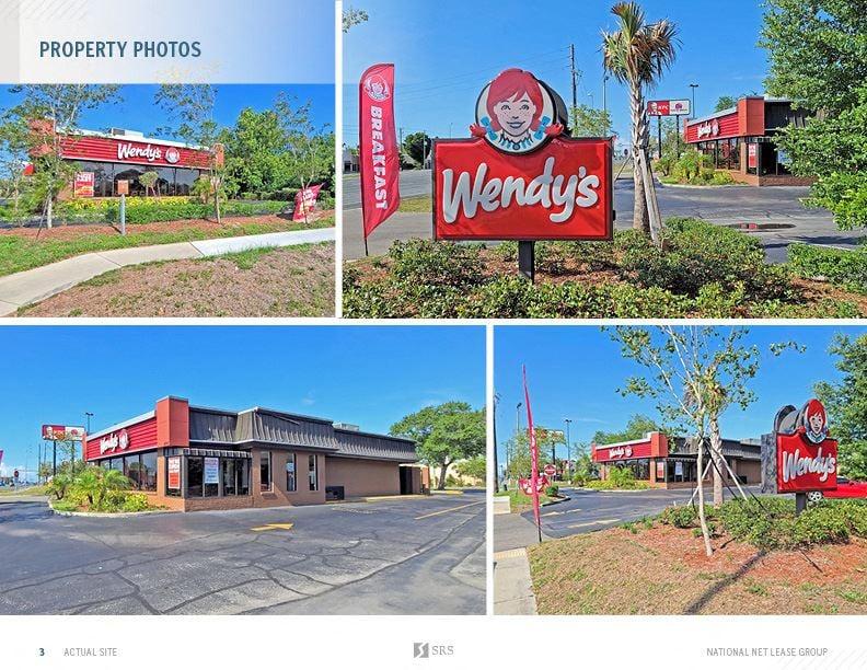 New Port Richey, FL - Wendy's