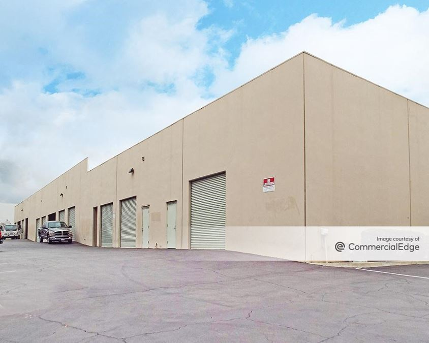 Upland Commerce Center - 555 & 615 North Benson Avenue
