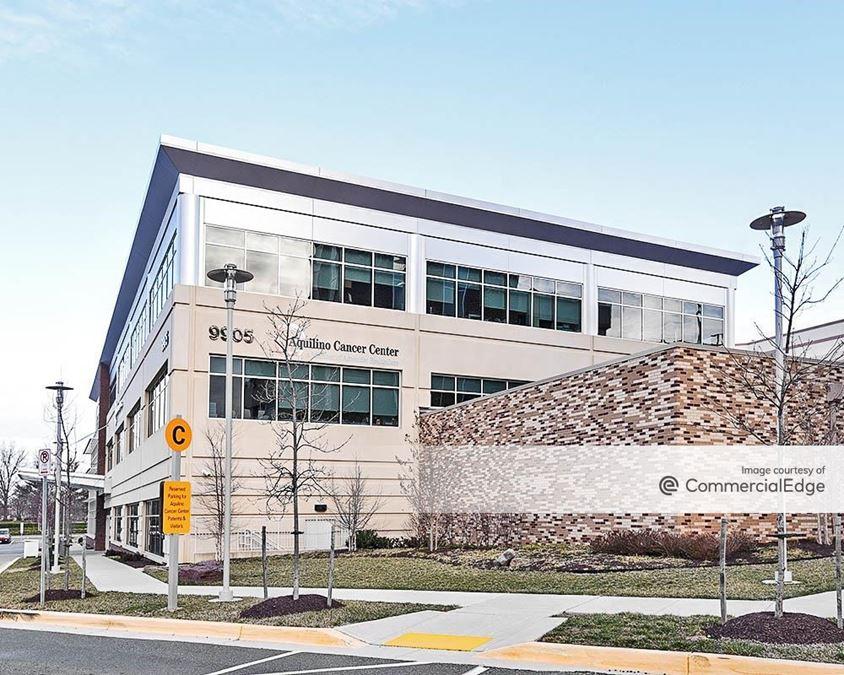 Shady Grove Adventist Aquilino Cancer Center