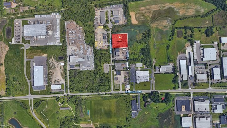 For Lease > 2 Acres Industrial Land