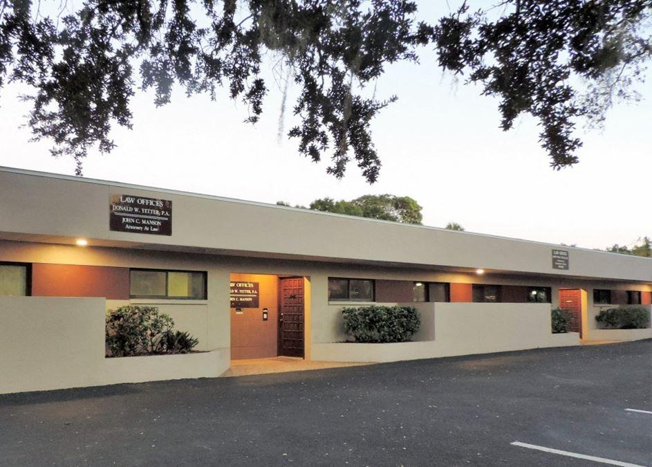 DOWNTOWN BRADENTON PROFESSIONAL OFFICE