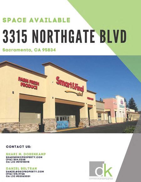 Northgate Plaza - Sacramento