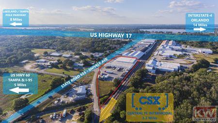 Central Florida Cold Storage Facility - Winter Haven