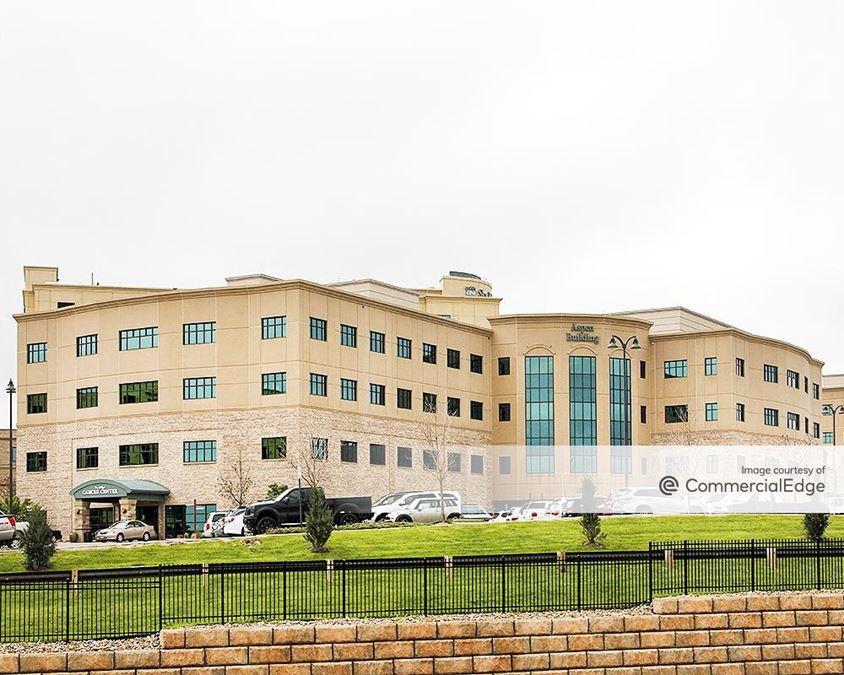 The Sky Ridge Medical Center - Aspen Building