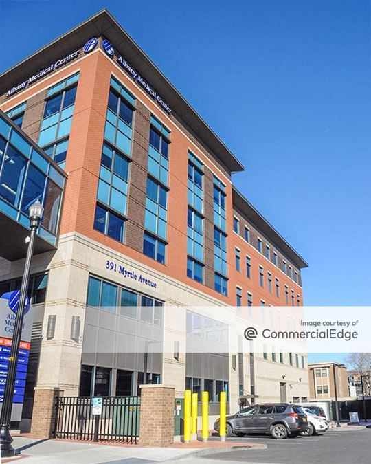 Albany Medical Center - 391 Myrtle Avenue