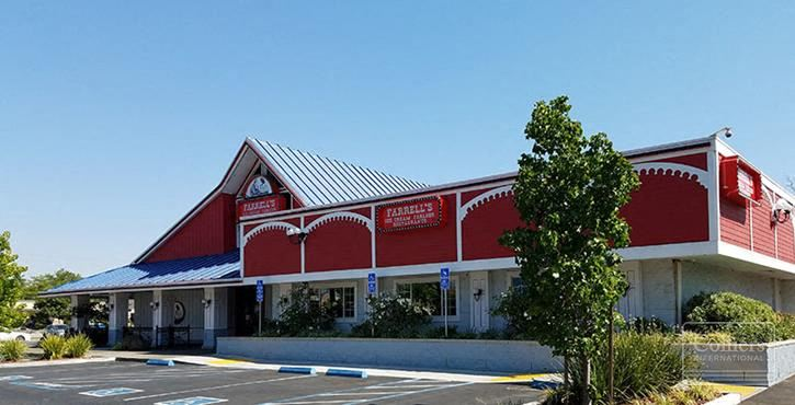 FREESTANDING BUILDING FOR LEASE AND SALE
