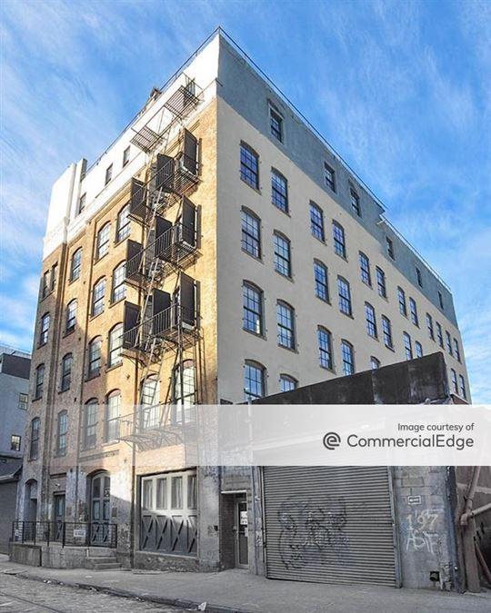 193-197 Plymouth Street, 26-28 Bridge Street & 32-34 Bridge Street