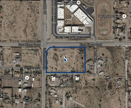 SEC of Sossaman Rd and Riggs Rd - Queen Creek