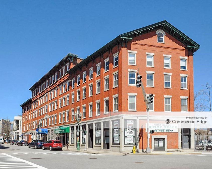 Stevens's Building