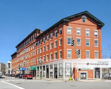 Stevens's Building - Worcester