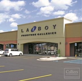 Retail for Sale or Lease- 6025 W. Saginaw Hwy.