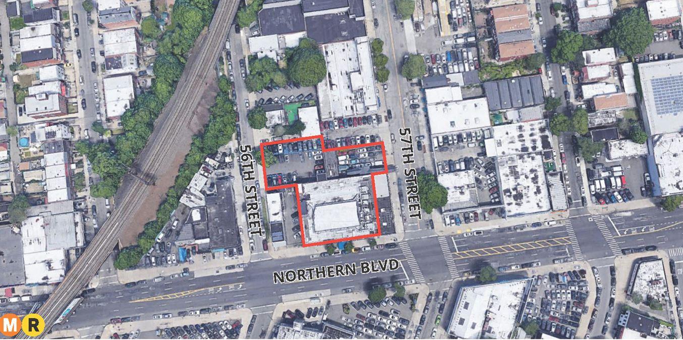 56-15 Northern Boulevard