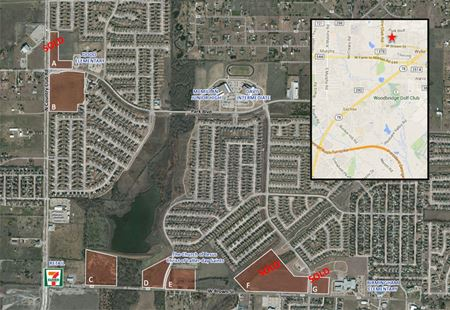 6.56 Acres of Land in Wylie, TX - Wylie