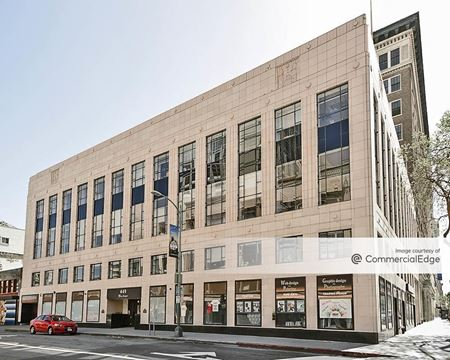 Atrium Building - Oakland