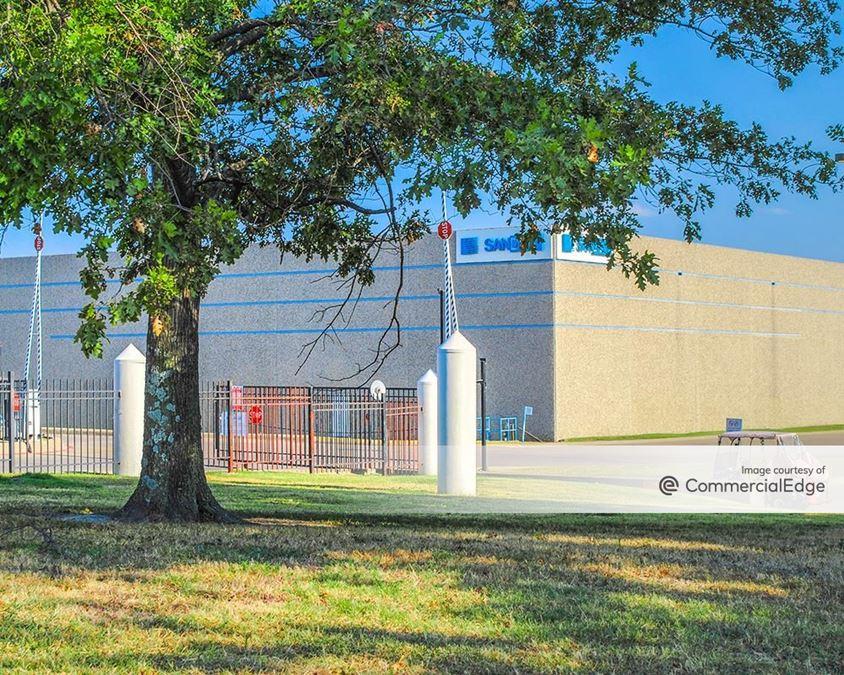 Sanden International U.S. Headquarters