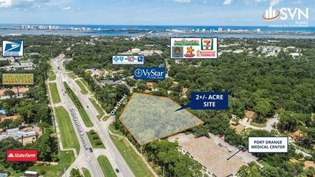 2+/- Acre Commercial Site - Port Orange