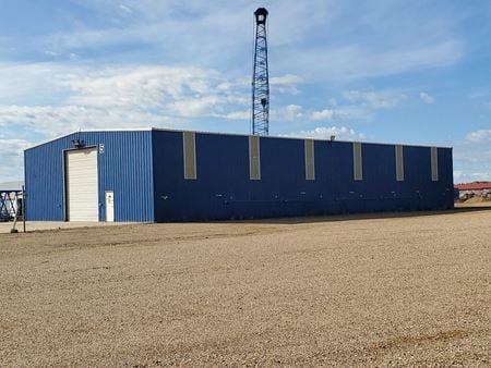 ± 26,820 SF | 5 Buildings |  ± 20 Acres | Former Rockwater Facility - Williston