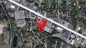For Lease > Newtowne Center