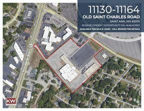 11130-11164 Old St. Charles Road - Saint Ann