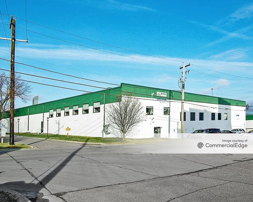 MSP Midway Industrial Park - Building 9