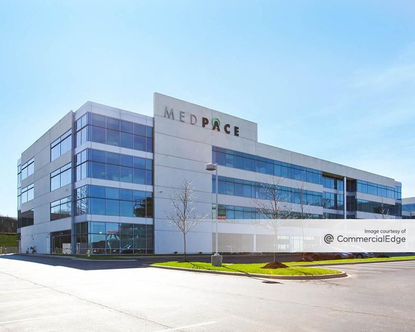 Medpace Corporate Campus - Building 100