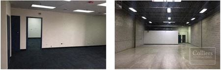 8,782 SF flex space for lease in Niles - Niles