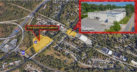 Adaptive-Reuse Warehouse Lease or Sale - Pikesville