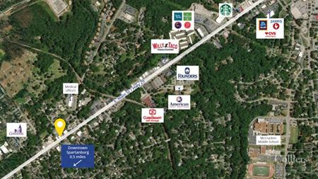 ±2,100 SF Office Space on Spartanburg's East Side - Spartanburg