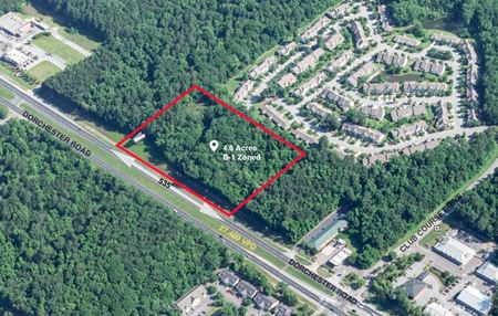 4.6 Acres of Land Available! - North Charleston