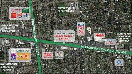 5161 Freeport Blvd - Sacramento