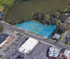For Sale and Lease - 0.92 Acres