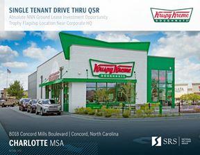 Concord, NC - Krispy Kreme - Concord