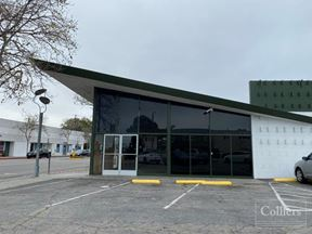 Prime Retail Space Available in Santa Monica