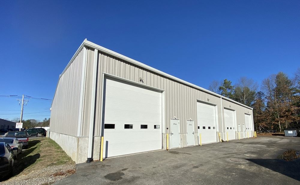 West Hanover Industrial Warehouse Bays