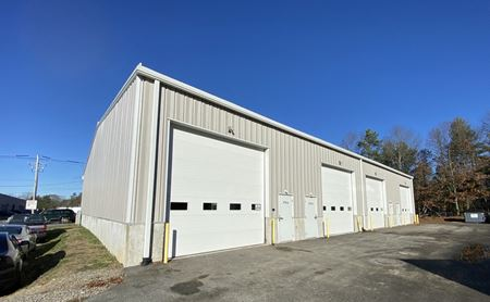 West Hanover Industrial Warehouse Bays - Hanover