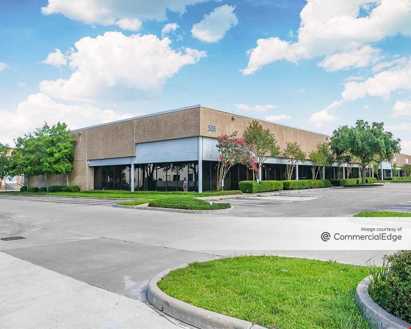 Sugar Land Business Park - 12505 Reed Road, 505 & 525 Julie Rivers Drive