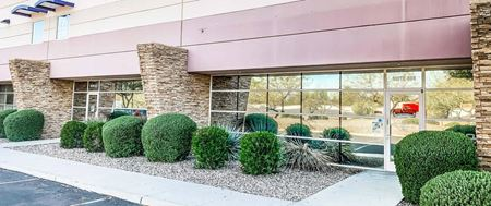 Olive Business Park - Units 808-809 For Sale or Lease - Peoria