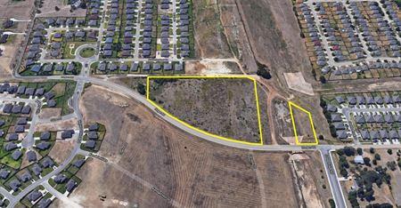 South Pea Ridge Road Multifamily Development Land - Temple