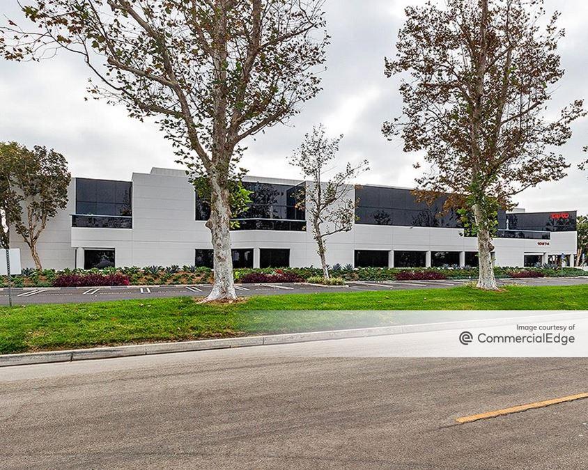 Warland Cypress Business Center - 10824 & 10874 Hope Street