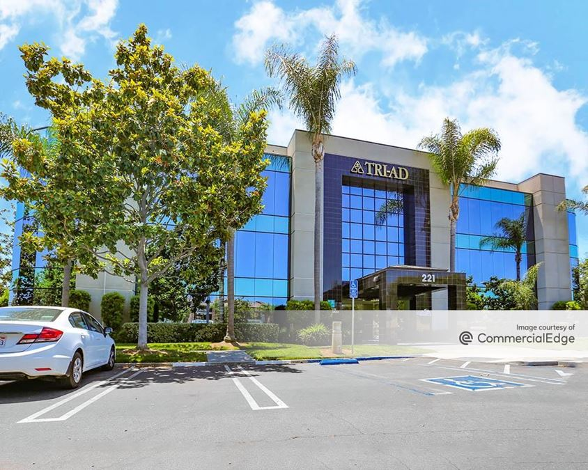 Crest Corporate Center