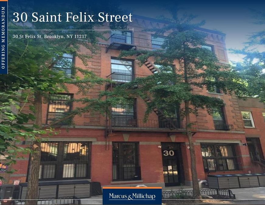 30 St Felix St