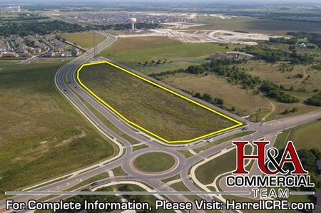 Up to 8.098 Acres Development Land off Ritchie Road - Waco