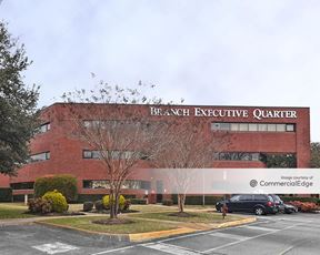 Branch Executive Quarter - Jefferson & Madison Buildings