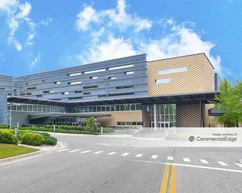 NFCU Heritage Oaks Campus - Building 3