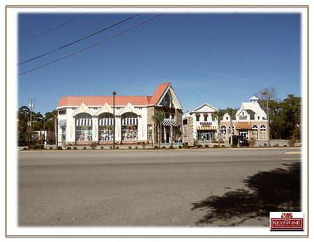 Pink House Square Shopping Center-For Sale - Myrtle Beach