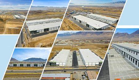 Orem Tech Center Buildings 1, 2, 3, and 4 - Orem