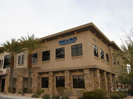 PROFESSIONAL SPACE FOR LEASE - Las Vegas