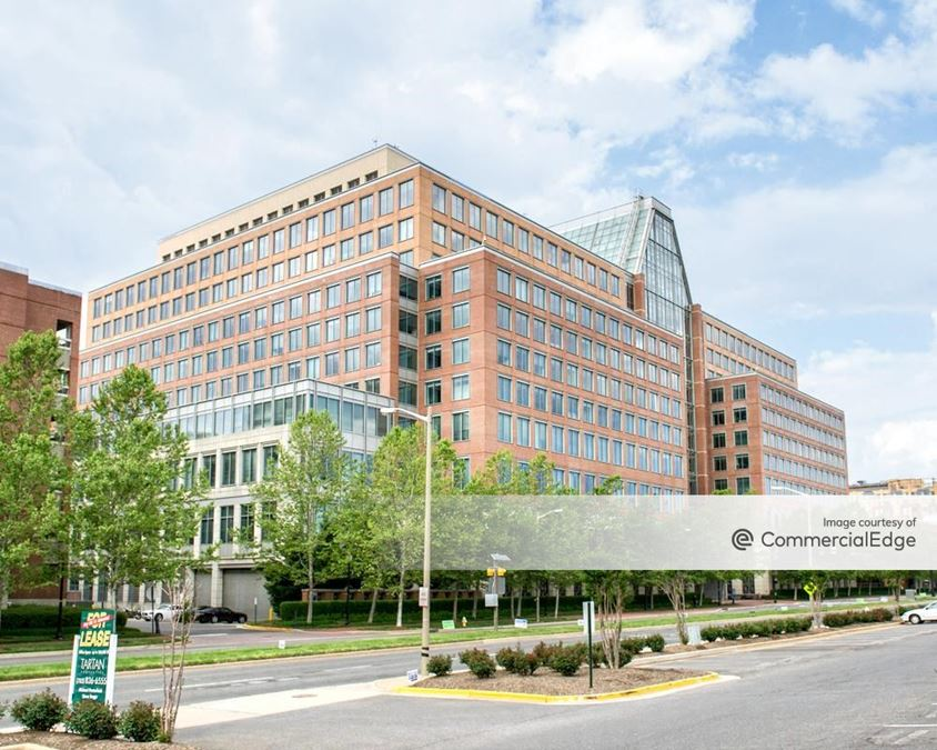 US Patent and Trademark Office - Madison East & West